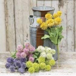 Spring Flower Pick - 5 colors