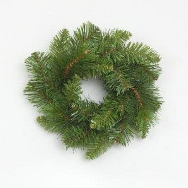 """3"""" Pine Candle Ring"""