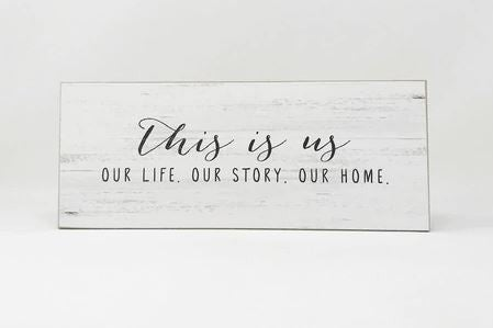 OUR LIFE OUR STORY OUR HOME BLOCK