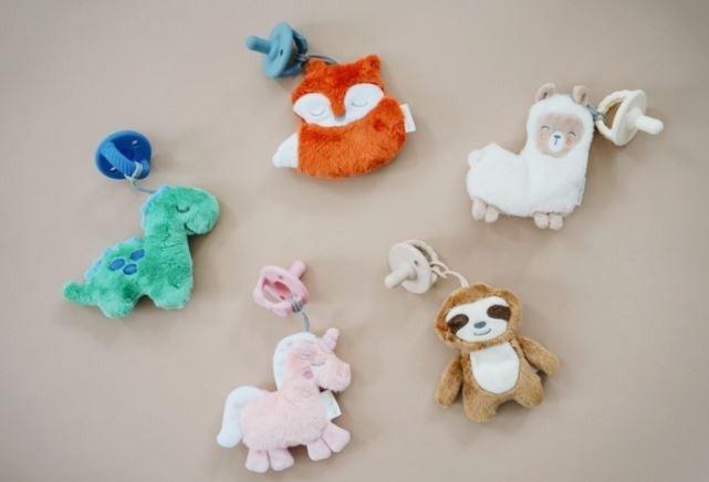 Sweetie Pal™ Pacifier & Stuffed Animal