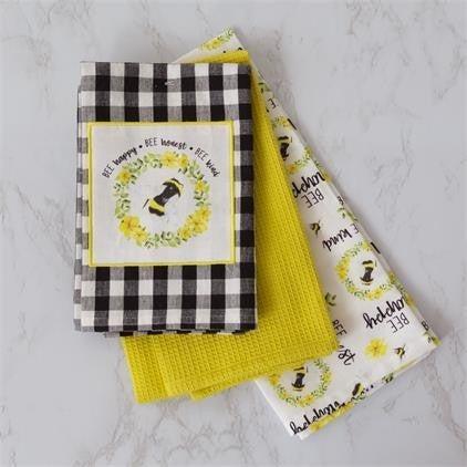 Tea Towels - Bee