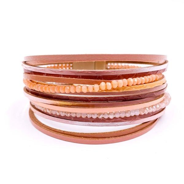 Lyla bracelet-Pink
