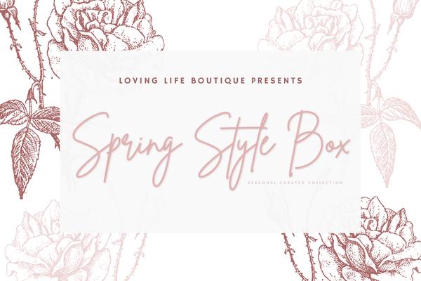 Spring Style Box Preorder