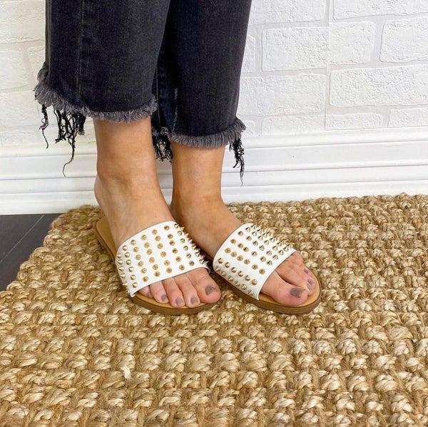 Flirtini Slide Sandals