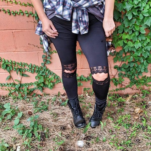 bexley lace leggin