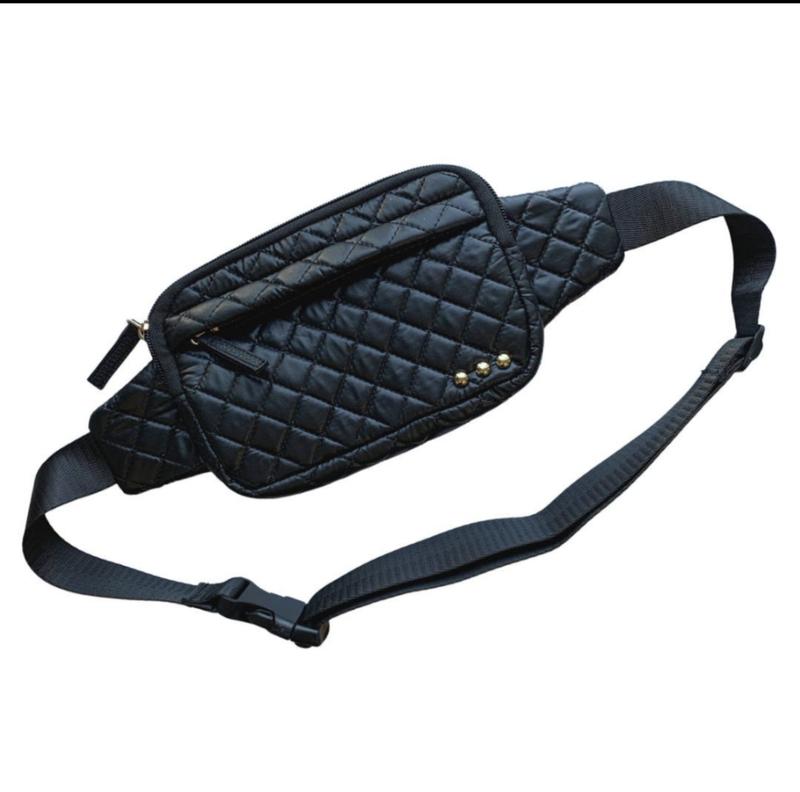 bougie black fanny pack