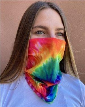 rainbow gaiter