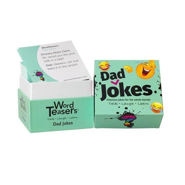 dad jokes wordteasers