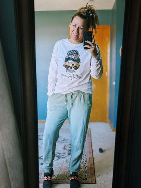 josie jogger {sage small only!}