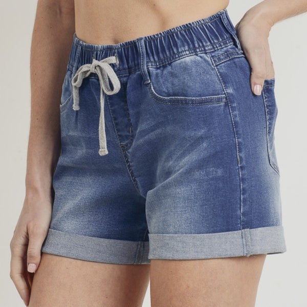 June cuffed shorts *Final Sale*