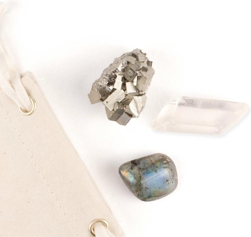 stone + crystal sets