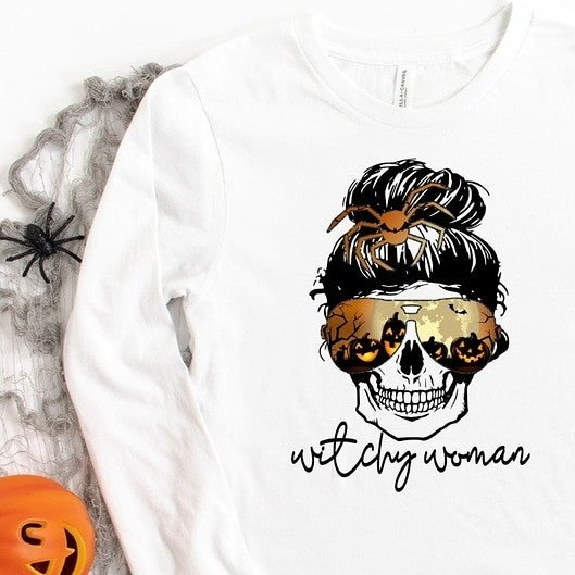 witchy woman long sleeve