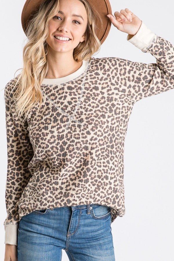 wilde waffle top {small}