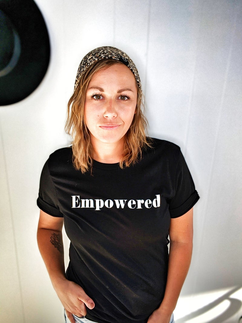 the empowered tee