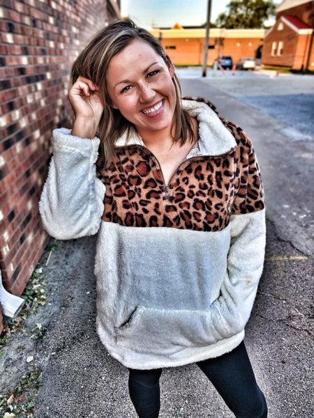 wilde cozy pullover