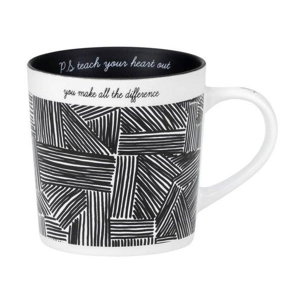 all the difference teacher set {mug + file}