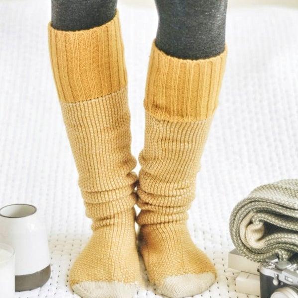 cozy home socks