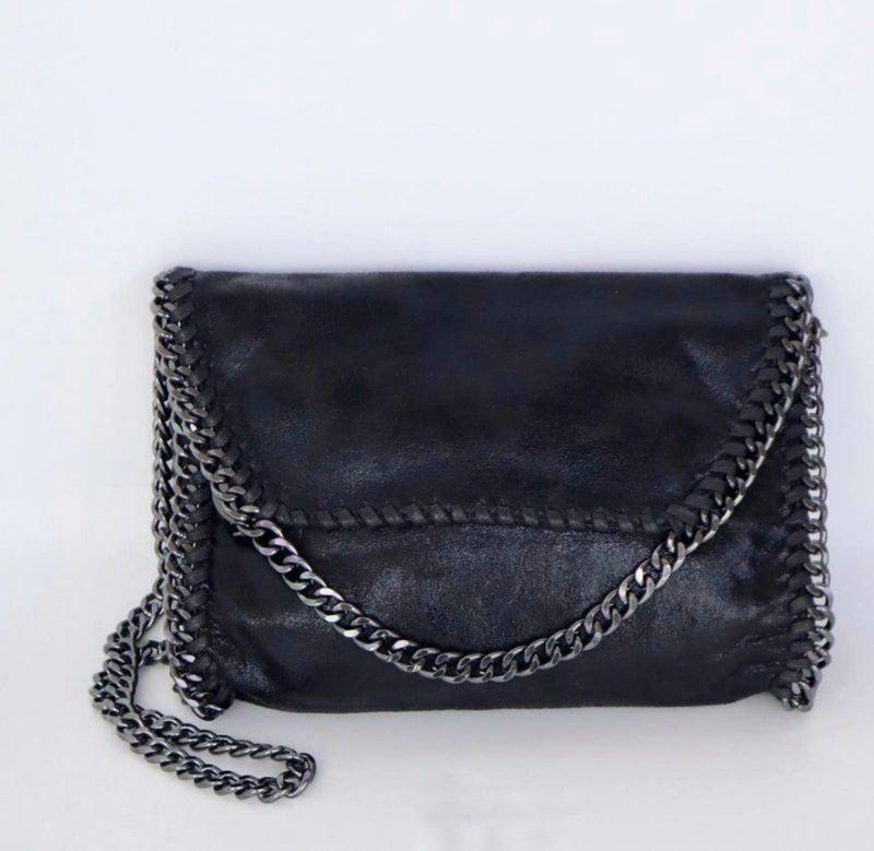 birdie black purse