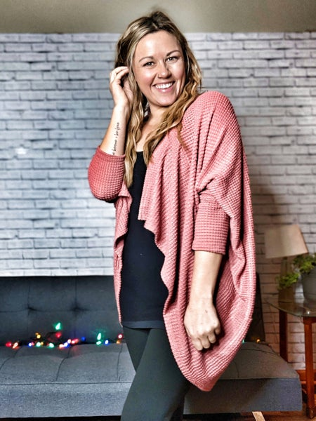 coolest two-way cardi {smalls}