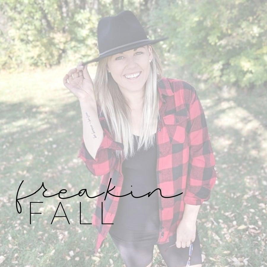 FREAKIN' FALL