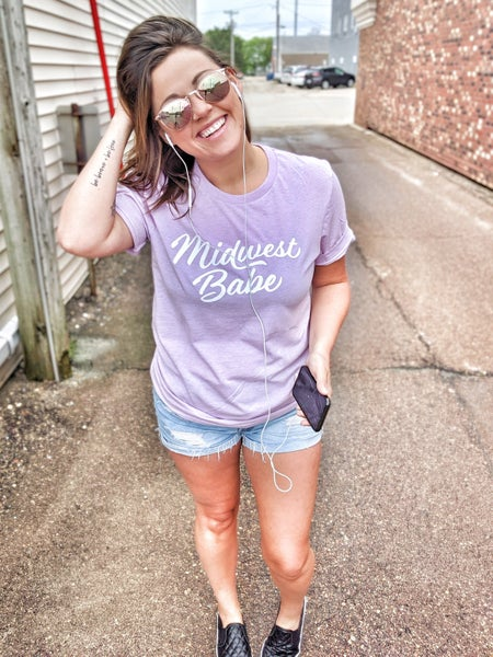 midwest babe tee