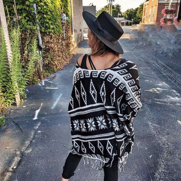 nadia aztec kimono