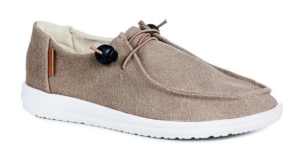 Khaki Kayak Shoes