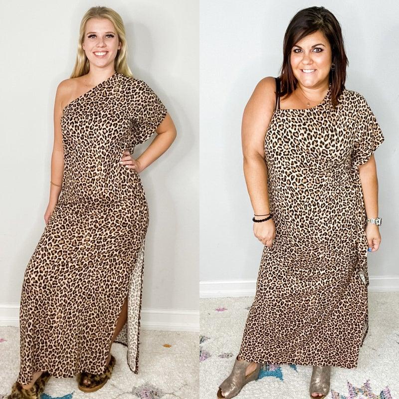 Cheetah-Licious Dress