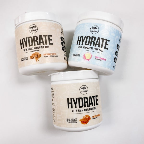 Hydrate - Electrolyte for Coffee & Water