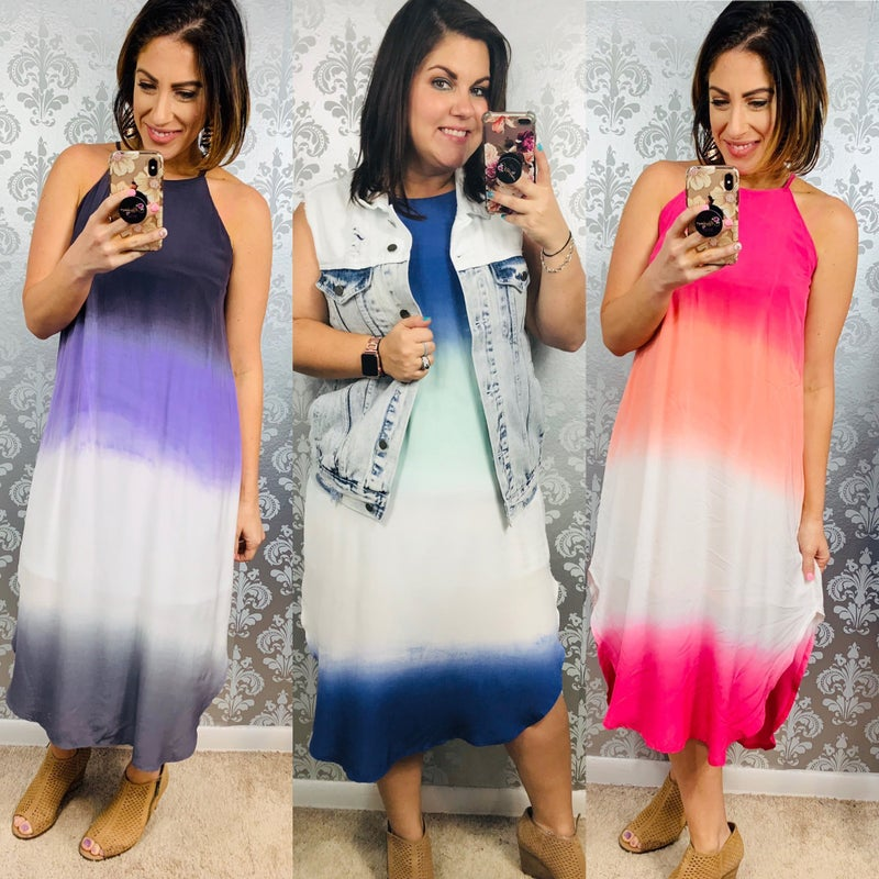 Summer Nights Midi Dress