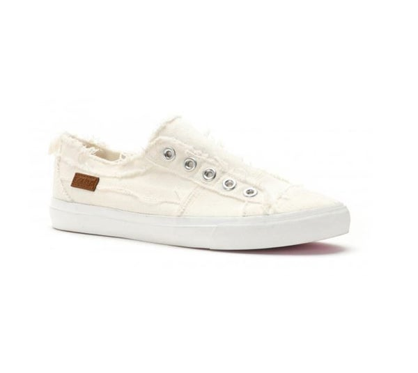 White Babalu Sneakers