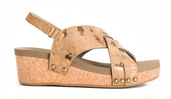ATL - Bronze Wow Shoes