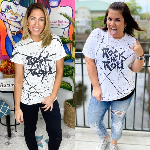 Long Live Rock n Roll Tee