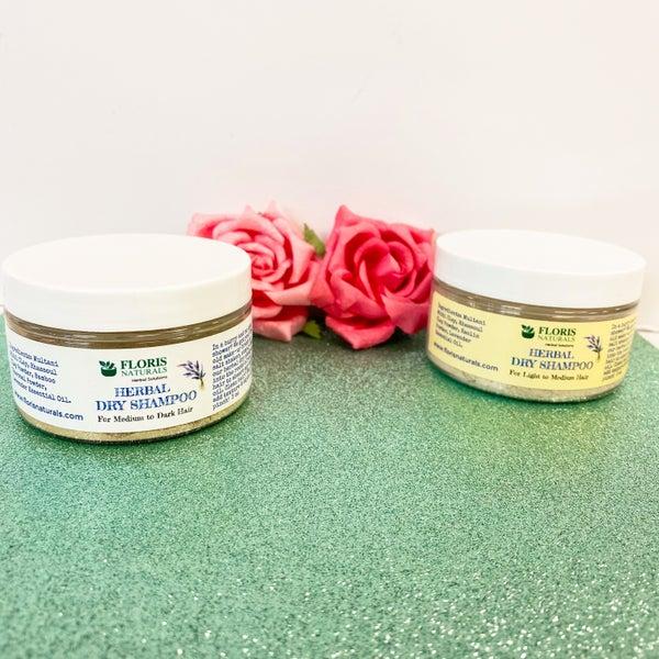 Herbal Dry Shampoo