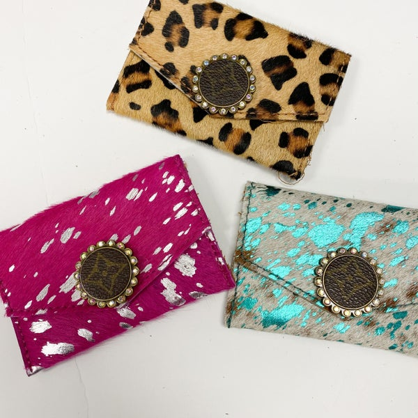 LV Card and Coin Holders