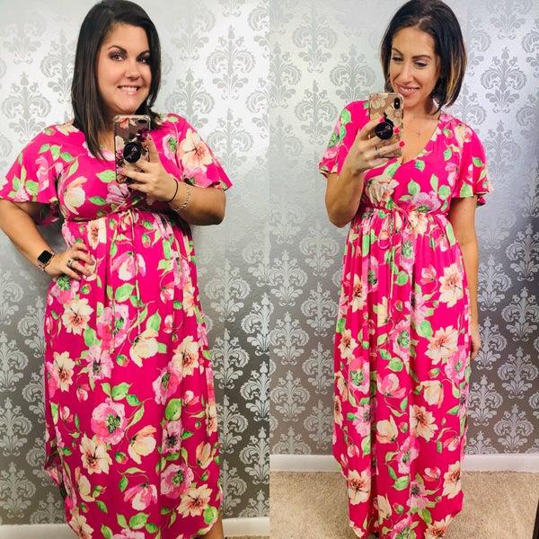 Primrose Midi Dress