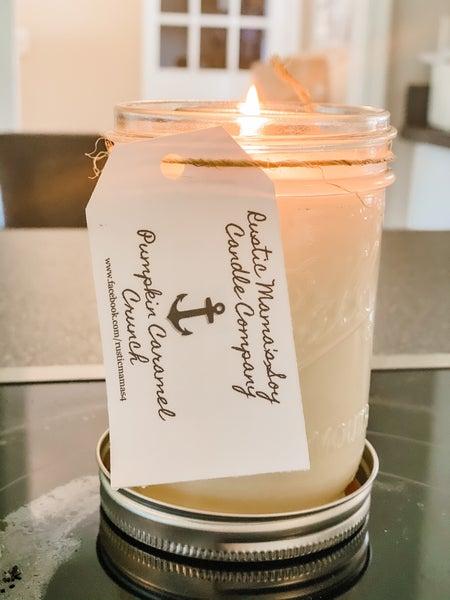 Rustic Mama's Mason Jar Candles