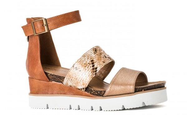 ATL - Cognac Livingston Shoes