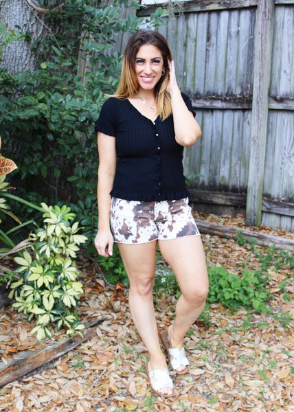 ORL - Good Moo-d Shorts