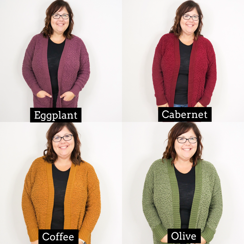 You're All I Ever Wanted Cardigan