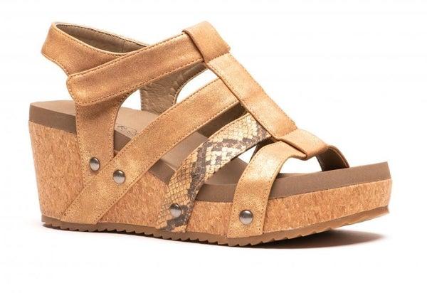 ATL - Copper Lottie Da Shoes