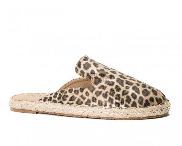 ATL - Metallic Leopard Taffy Shoes