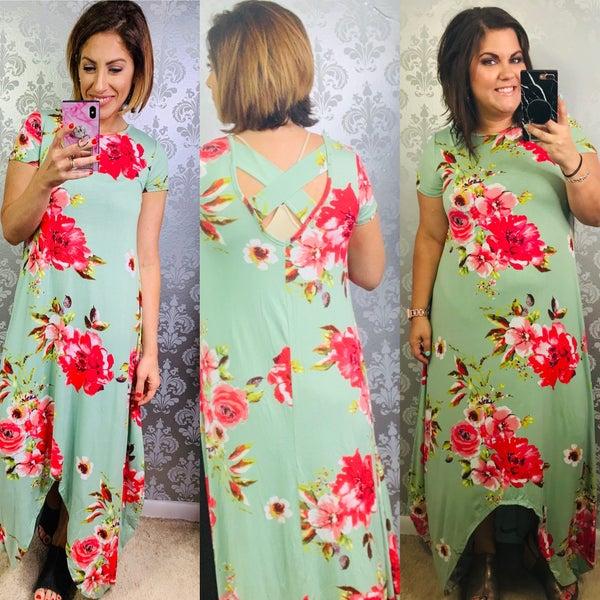 Treasure Island Dress