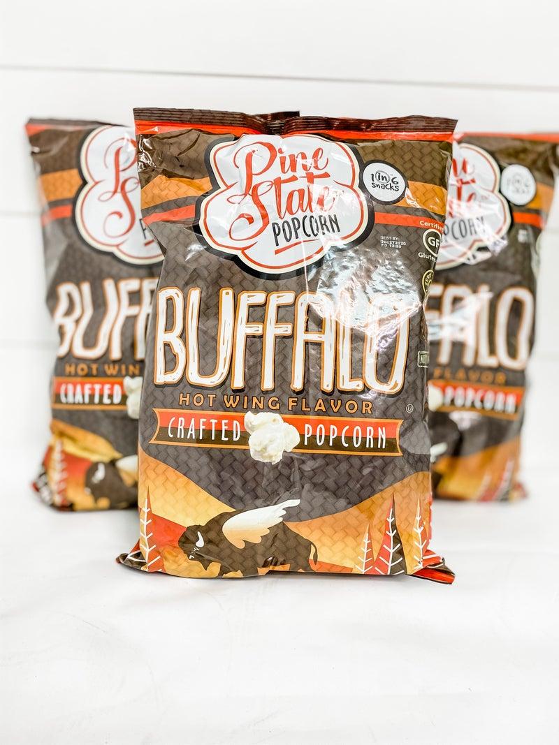 Pine State Buffalo Popcorn