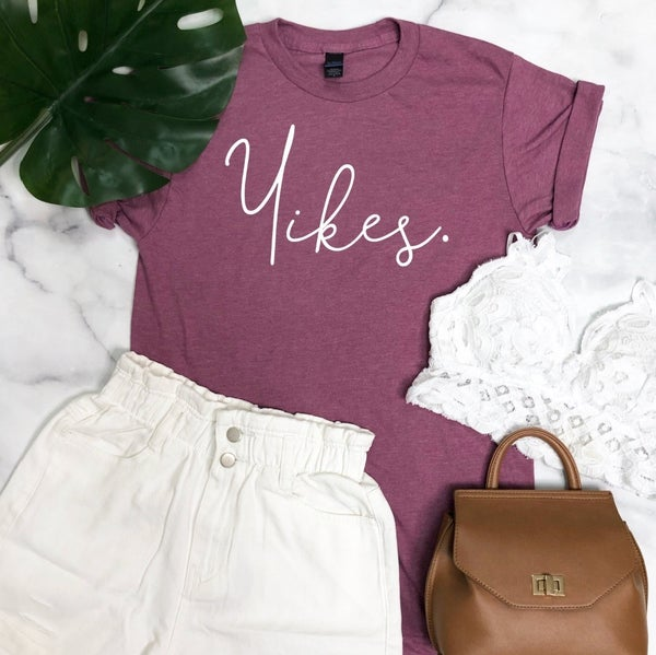 YIKES GRAPHIC TEE