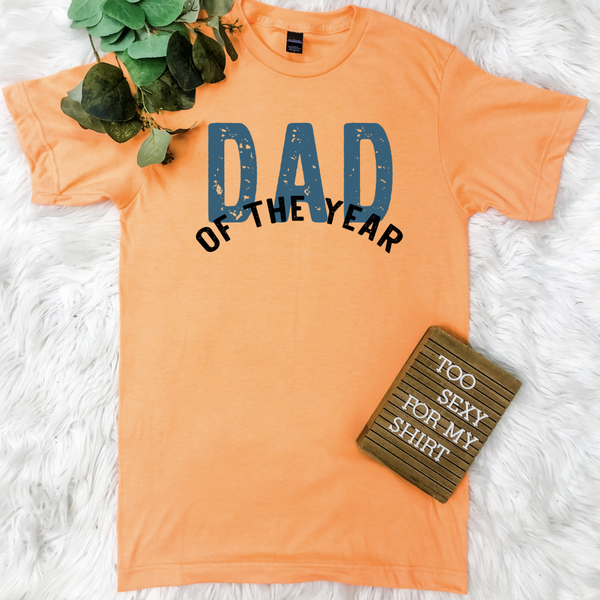 Dad Of The Year Graphic Tee