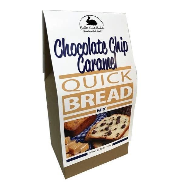 Chocolate Chip Caramel Bread Mix