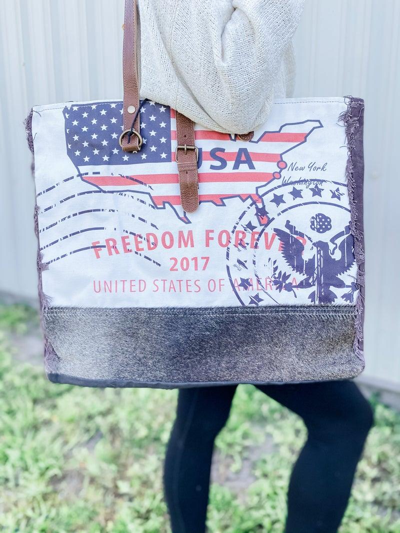 Forever Freedom Weekender Bag