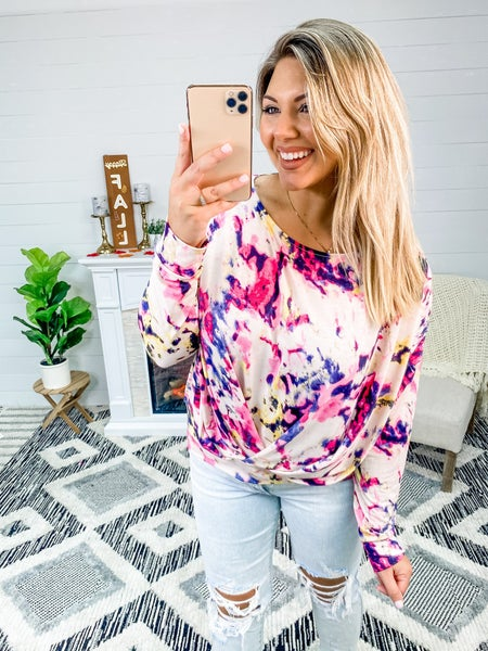 Brand New Day Long Sleeve Top