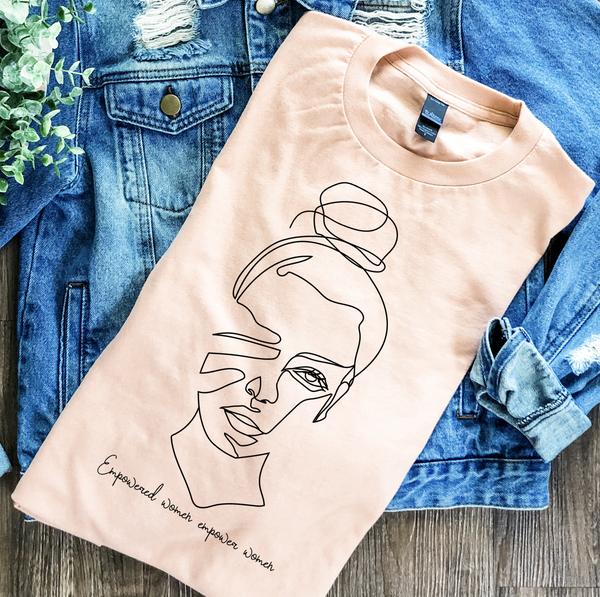 Empowered Women Graphic Tee
